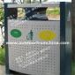 南昌�V�龆ㄖ其�木垃圾桶 不�P�垃圾桶 定制垃圾桶